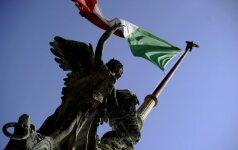 Europos Komisija įspės Italiją dėl didėjančios skolos