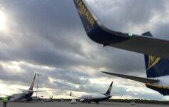 """""""Ryanair"""" pristato naują skrydžių kryptį"""