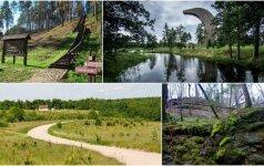 TOP 7 vietos, kurias privalote aplankyti pavasarį