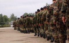 Budėjimą ES kovinėje grupėje pradeda Lietuvos kariai