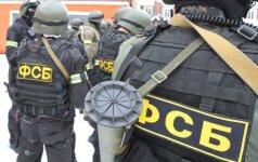 Rusijoje sulaikyti septyni asmenys, įtariami planavę teroro aktus