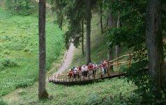Regioninius parkus atranda vis daugiau keliautojų