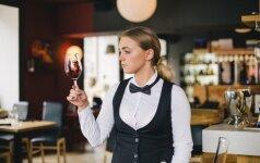 Jauniausia someljė Lietuvoje: senajai kartai alkoholis lygu girtuoklystei