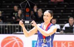 Karjerą baigusi R. Valentienė: moterų krepšiniui dabar sunku