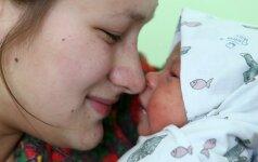 Kaip pagimdyti be skausmo: būdas, kuris ne visoms tinka ir patinka