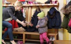 Neskiepyti vaikai nebegalės patekti į darželius