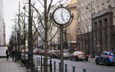 Tikslaus laiko saugotojai: minutė gali turėti daugiau nei 60 sekundžių