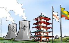 Visagino atominė elektrinė. Statome naują Černobylį ir Fukušimą?