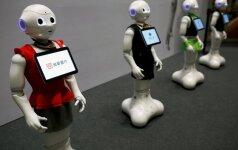 Robotas Pepper