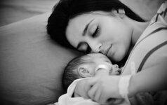 7 patyrusios mamos patarimai pirmą kartą gimdžiusiajai