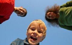 Vaikystė be čiulptukų Žindymo istorijų konkursas