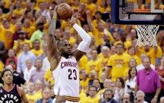 Patogiai įsitaisykite: jūsų dėmesiui – 100 gražiausių NBA sezono epizodų