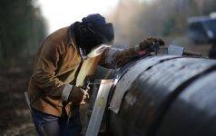 Strateginės reikšmės dujotiekio Klaipėda–Kuršėnai nauda – visiems Baltijos šalių dujų vartotojams
