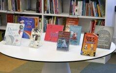 Vaikų literatūros laureatų knygos