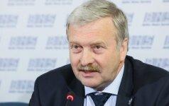 B. Ropė. Nejaugi Baltarusija turi savo eurokomisarą?