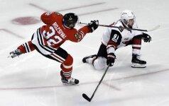 NHL: Coyotes – Blackhawks