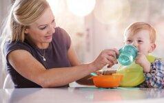 Kūdikio primaitinimas: tai turėtų žinoti kiekviena mama