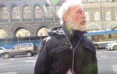 Benamis Sankt Peterburge organizuoja autorines ekskursijas