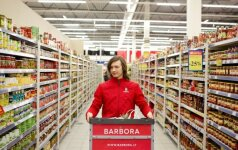 """""""Barbora"""" ateina į Kauną"""