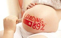 Pirmieji gimdymo požymiai: ką būtina žinoti?