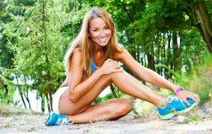 Bėgimas – ir svoriui mesti, ir gerai savijautai KAIP JĮ PAMĖGTI?
