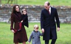 Princo Williamo ir Kate namų tvarkytoja išėjo iš darbo: neapsikentė per didelių reikalavimų