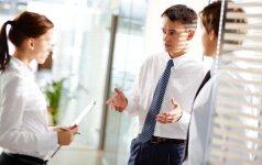 5 patarimai vadovams, kaip teisingai girti ir kritikuoti pavaldinius