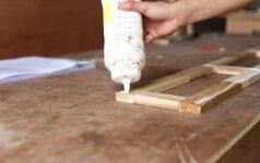 5 medienos klijų tipai: ką žinoti ir kada juos naudoti