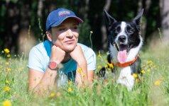 Parodė, kaip elgiasi paklusnus miesto šuo: dresuotoja aiškina, kaip to pasiekti