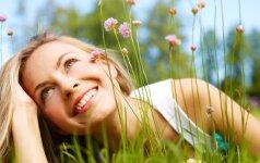 Kaip būti patenkintais tuo, ką jau turime