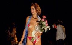Mis kojos ir Mis krūtinė' 92. Maskva, 1992-ieji.