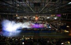 """""""Lietkabelis"""" pasiekė naują lankomumo rekordą Panevėžio arenoje"""