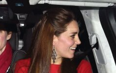 Naujienos iš rūmų: Kate Middleton ir vėl laukiasi