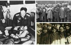Šiurpiausi XX amžius EKSPERIMENTAI su vaikais, kaliniais ir gyvūnais