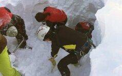 Gelbėjimo operacija Austrijos Alpėse