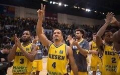 """Paaiškėjo """"Neptūno"""" varžovai FIBA Čempionų lygos aštuntfinalyje"""
