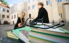 Atsisakyti dešimtbalės sistemos universitetuose svarstoma nuo kito rugsėjo