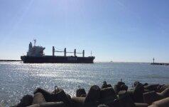 Klaipėdos uostas – lyderis Baltijos šalyse