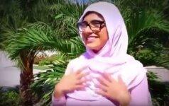 Mia Khalifa: arabų pasaulio pornografijos karalienė, kuriai kasdien grasinama mirtimi