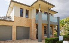 Ką iš tiesų jūsų namui suteikia fasadas?