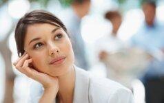 Psichologė: intuicija – viena iš visaverčio gyvenimo atramų