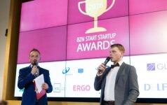 Jau ketvirtą kartą apdovanoti geriausi Lietuvos startuoliai