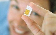 SIM kortelė, telefono apsauga