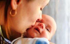 3 klausimai psichologei apie depresiją po gimdymo. Dvi istorijos