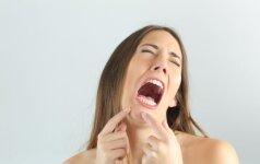 Kaip namų sąlygomis lengvai atsikratyti inkštirų ir išvalyti užsikimšusias poras