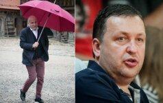 """""""Lietuvos ryto"""" skolos – 3 mln. eurų, A. Guoga kviečia prisidėti"""