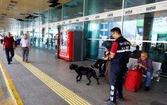 URM pataria atidžiau planuoti keliones į Stambulo oro uostą