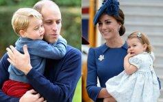 Paaiškino, kodėl princas Williamas niekuomet nemūvi vestuvinio žiedo