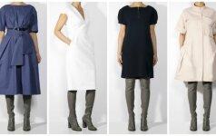Dizainerė R. Piekautaitė pristato vasarišką suknelių kolekciją