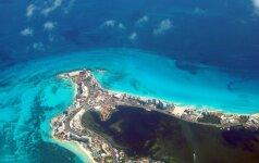 Garsiausi paplūdimiai, kurie netrukus gali būti nuplauti jūros FOTO